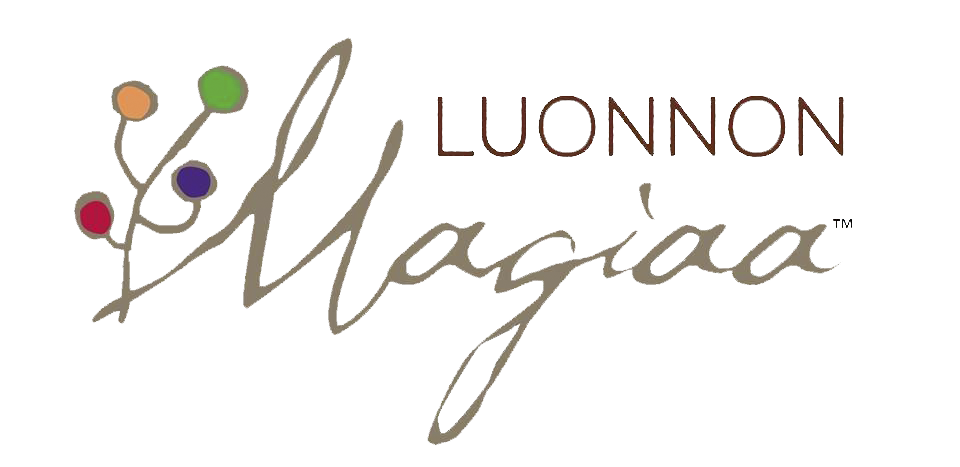 Luonnon Magiaa -logo